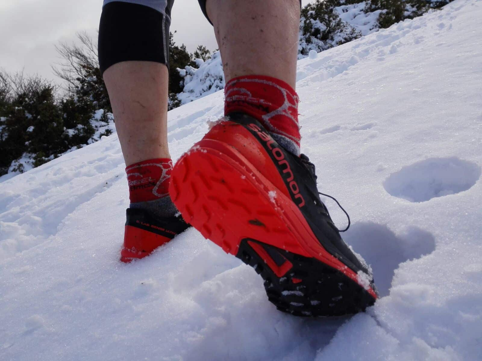 Test zapatillas Salomon S Lab Sense Ultra